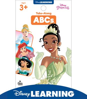 My Take-Along Tablet Disney/Pixar ABCs Cover Image