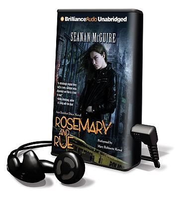 Rosemary and Rue [With Earbuds] (Playaway Adult Fiction) Cover Image