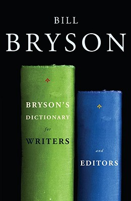 Bryson's Dictionary for Writers and Editors cover image