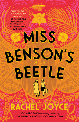 Miss Benson's Beetle: A Novel Cover Image