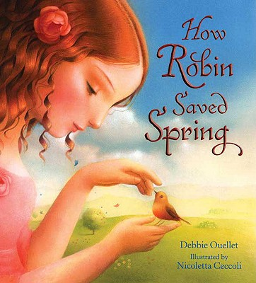 How Robin Saved Spring Cover