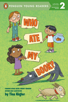 Who Ate My Book? (Penguin Young Readers, Level 2) Cover Image