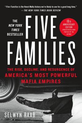 Cover for Five Families