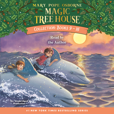 Cover for Magic Tree House Collection