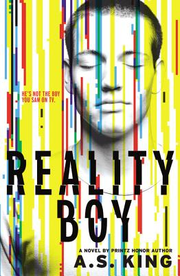 Reality Boy Cover