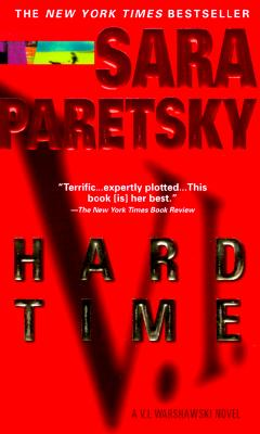 Hard Time: A V. I. Warshawski Novel Cover Image