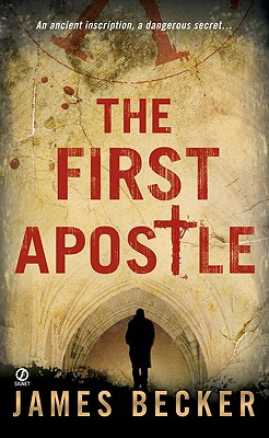 Cover for The First Apostle (Chris Bronson #1)