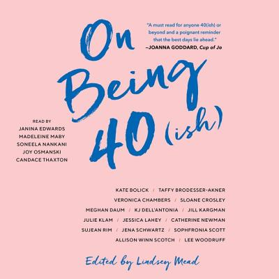 On Being 40(ish) Cover Image