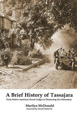 Cover for A Brief History of Tassajara