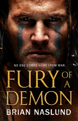 Cover for Fury of a Demon (Dragons of Terra #3)