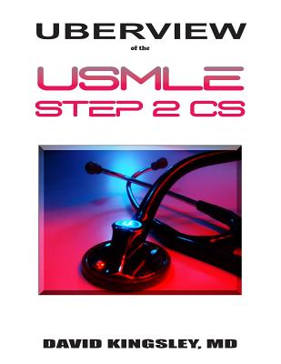 Uberview of the USMLE Step 2 CS Cover Image