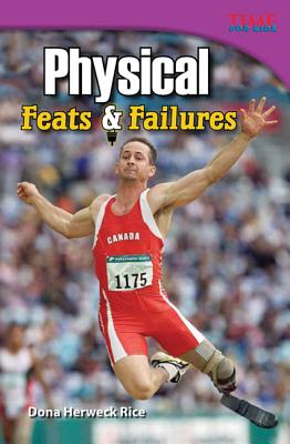 Physical: Feats & Failures (Time for Kids Nonfiction Readers: Level 4.9) Cover Image