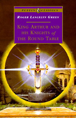 a summary of roger lancelyn greens books about king arthur
