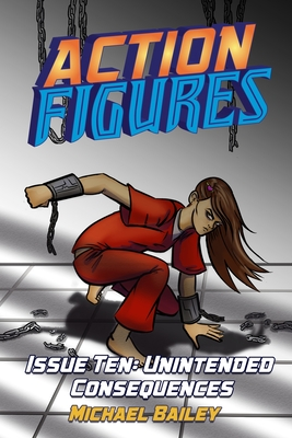 Cover for Action Figures - Issue Ten