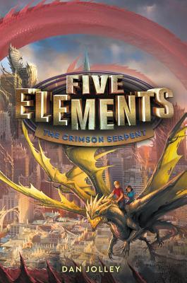 Five Elements #3: The Crimson Serpent Cover Image