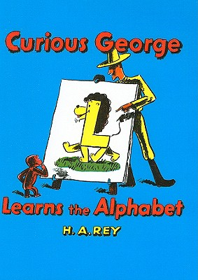 Cover for Curious George Learns the Alphabet