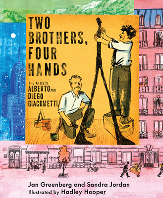 Cover for Two Brothers, Four Hands