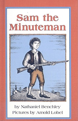 Sam the Minuteman (I Can Read Books: Level 3) Cover Image