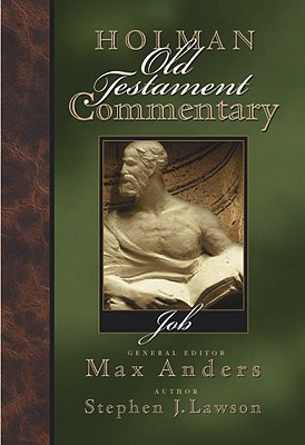Holman Old Testament Commentary Volume 10 - Job Cover