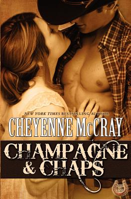 Champagne & Chaps Cover Image