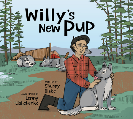 Cover for Willy's New Pup