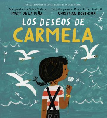 Los deseos de Carmela Cover Image
