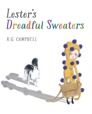 Lester's Dreadful Sweaters Cover