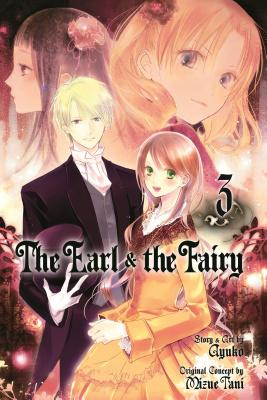 The Earl & the Fairy, Volume 3 Cover