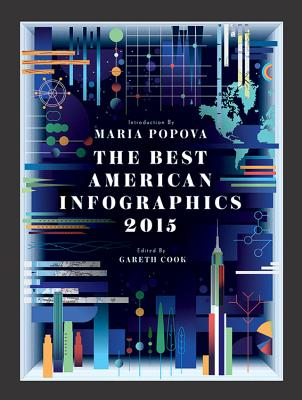 The Best American Infographics Cover