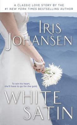 White Satin Cover