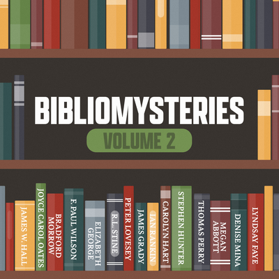 Bibliomysteries Volume 2 Cover Image