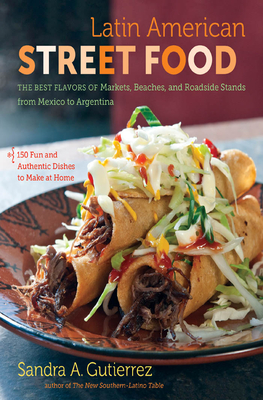 Latin American Street Food Cover