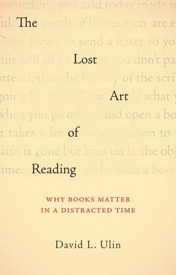 The Lost Art of Reading Cover
