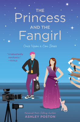 Cover for The Princess and the Fangirl (Once Upon A Con #2)