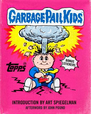 Garbage Pail Kids Cover