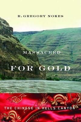 Massacred for Gold Cover