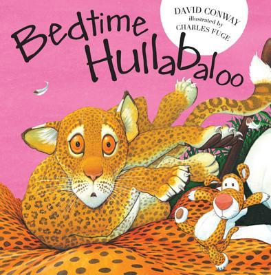 Bedtime Hullabaloo Cover