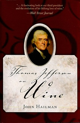 Thomas Jefferson on Wine Cover