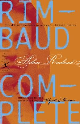 Rimbaud Complete Cover