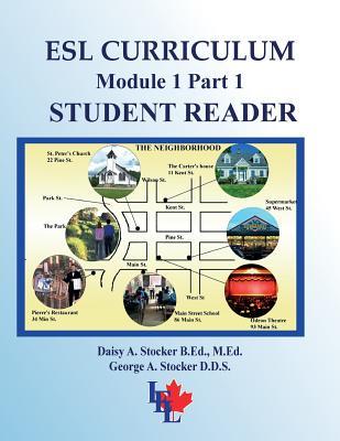 ESL Curriculum: Module 1 Part 1 Student Reader Cover Image