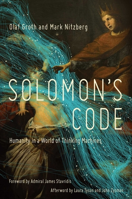 Solomon's Code: Humanity in a World of Thinking Machines Cover Image