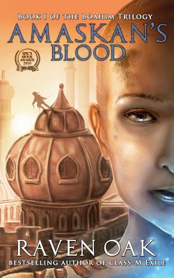 Amaskan's Blood Cover