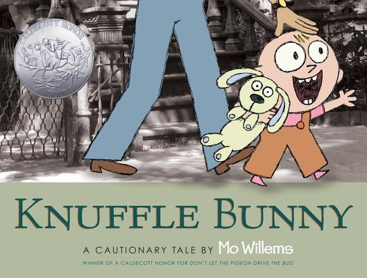 Knuffle Bunny: A Cautionary Tale Cover Image