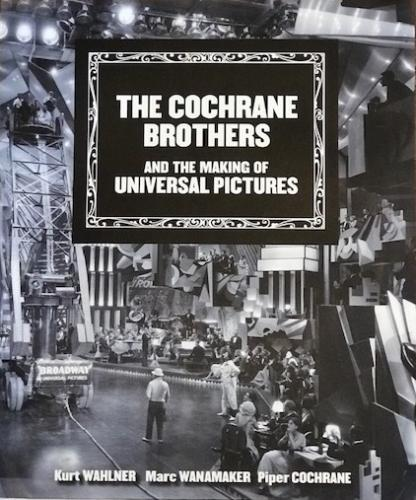 The Cochrane Brothers and the Making of Universal Pictures Cover Image