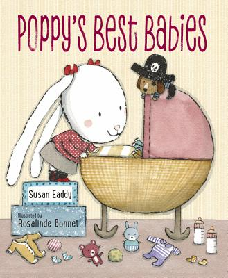 Poppy's Best Babies Cover Image