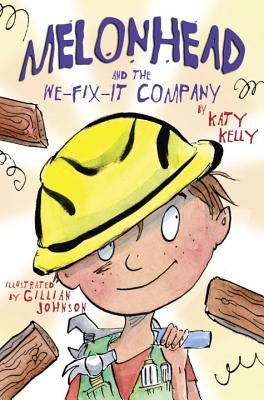 Melonhead and the We-Fix-It Company Cover