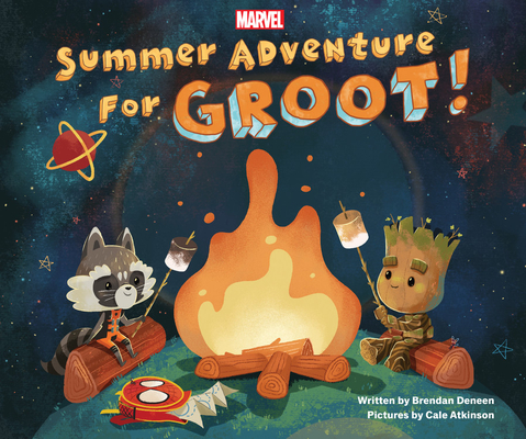 Summer Adventure for Groot! Cover Image