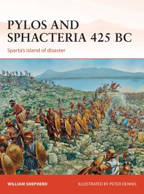 Pylos and Sphacteria 425 BC Cover