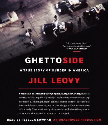 Ghettoside: A True Story of Murder in America Cover Image