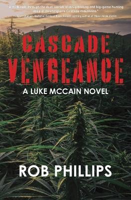 Cascade Vengeance: A Luke McCain Novel Cover Image
